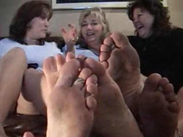 Old Elfjack Feet Girls