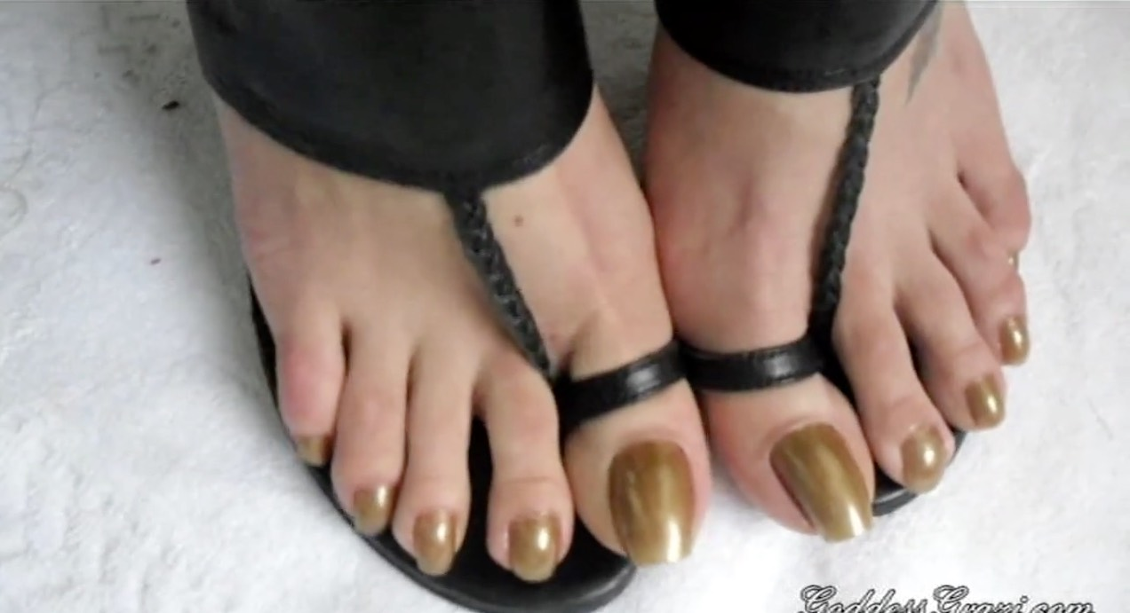 Goddess Grazi's Perfect Feet