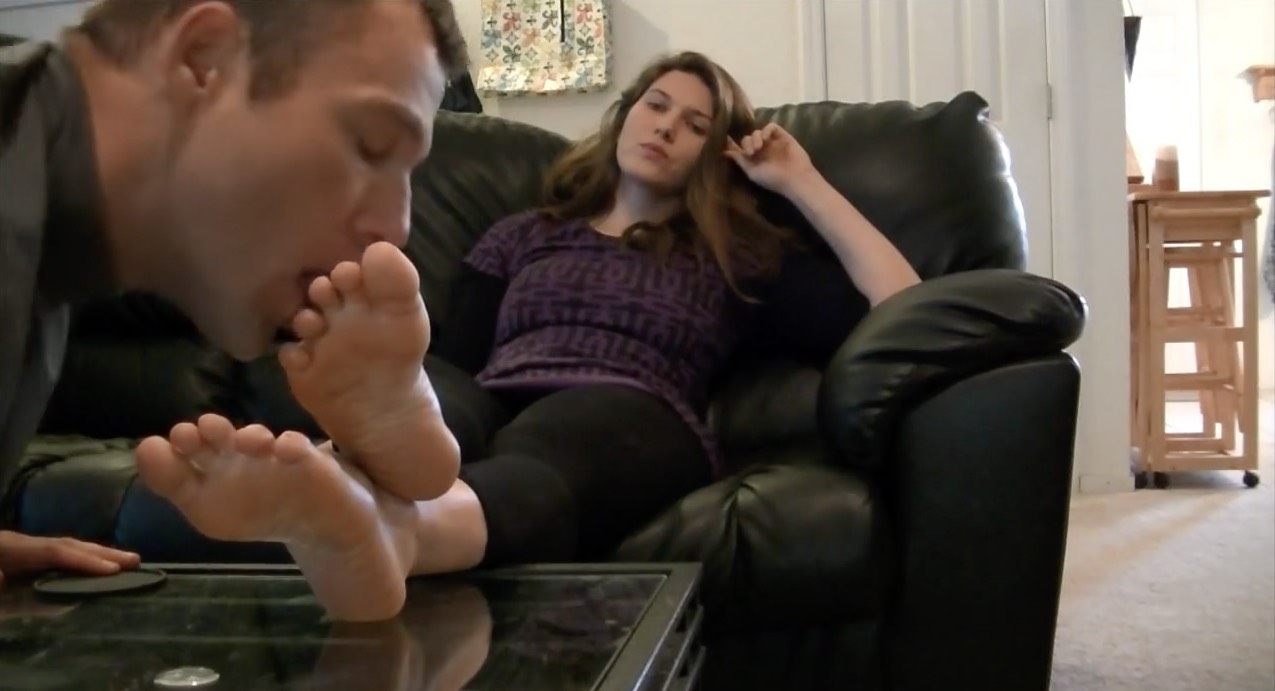 Amazon Babe Foot Worship