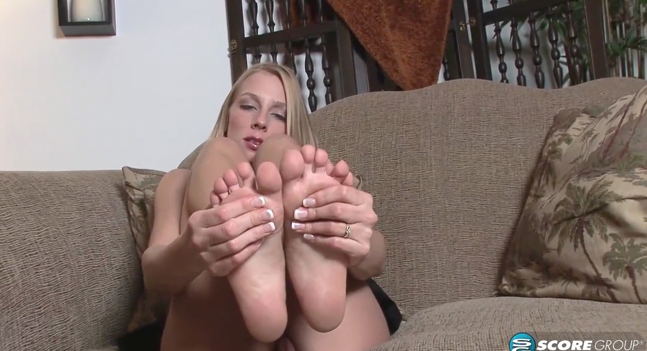 Foot Teases by Sydney Silver