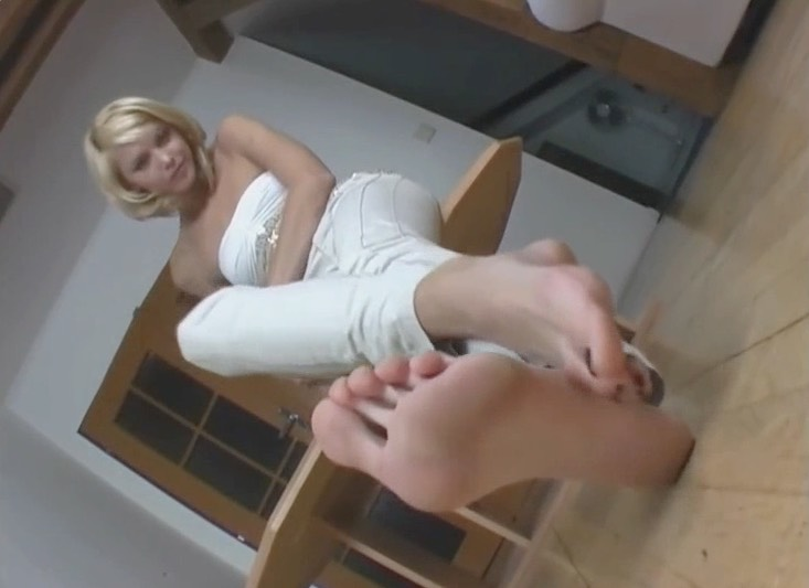 Cute Czech Feet