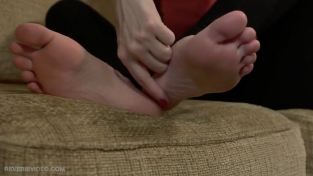 asmr feet verbal