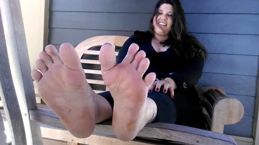Indian BBW Feet