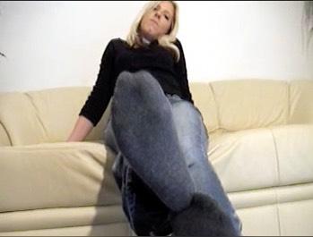 Amateur Sock Fetish