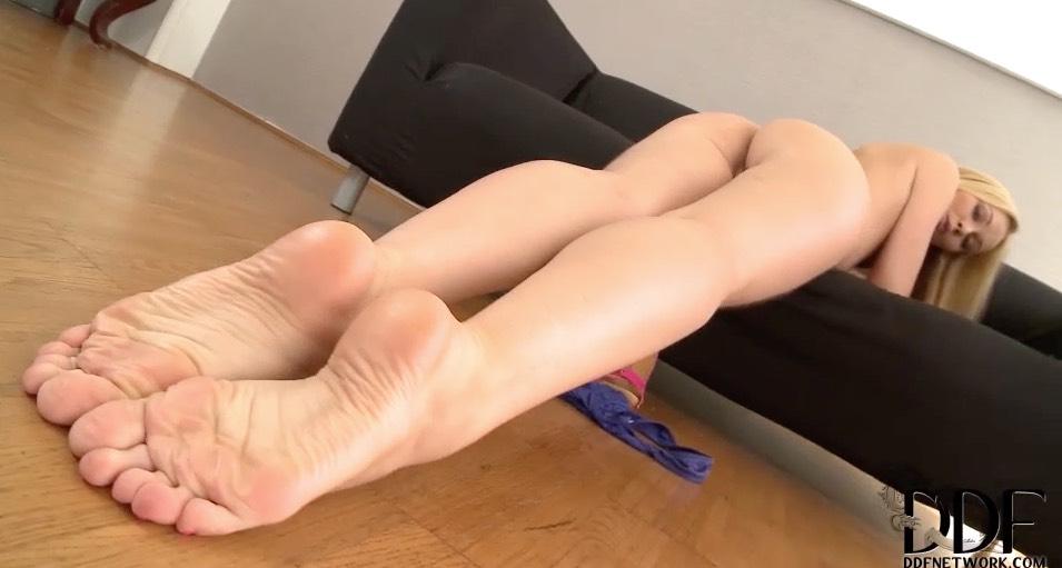 Beautiful Ukranian Feet