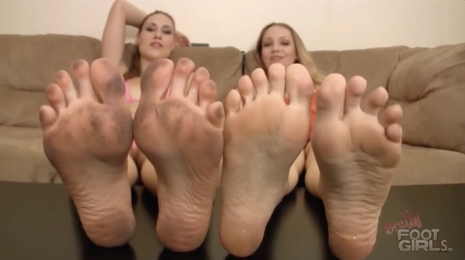 Lick our Dirty Feet
