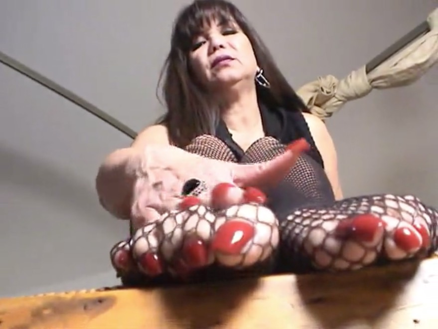 Mature Foot Tease, Wide Angle Pov - Foot Fetish Tube-7738