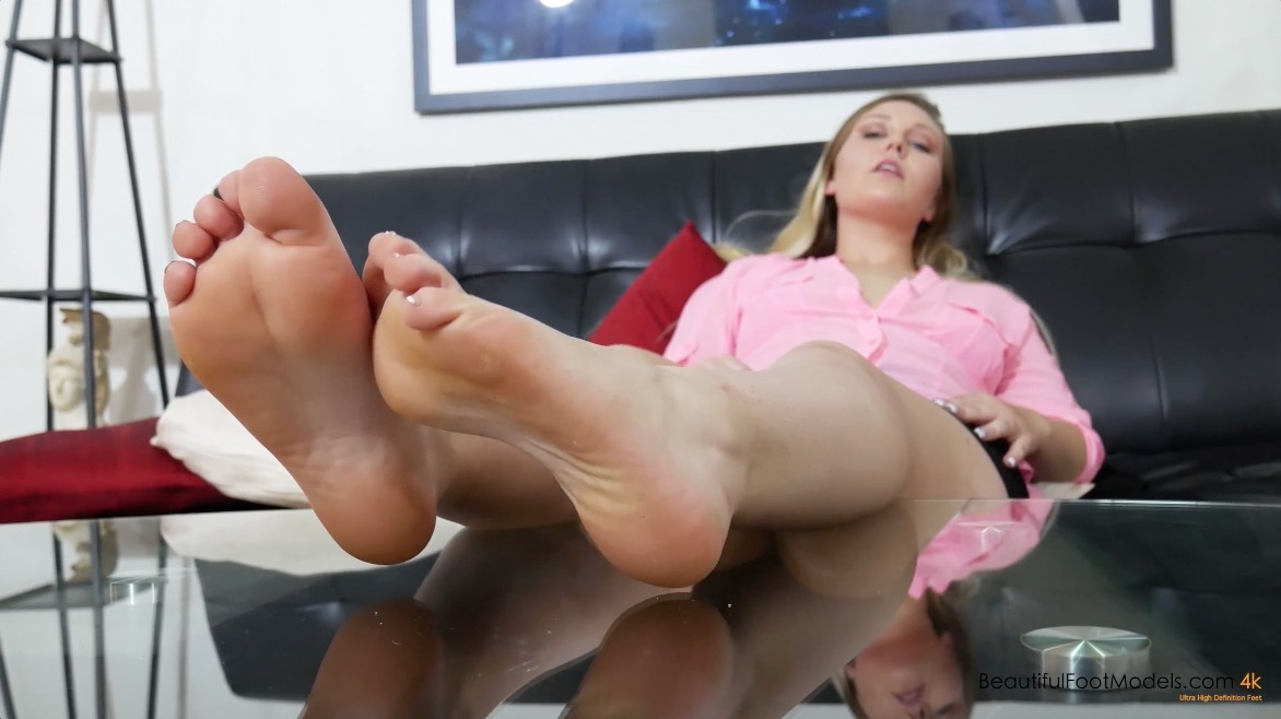 Brianna Blu's Beautiful Feet