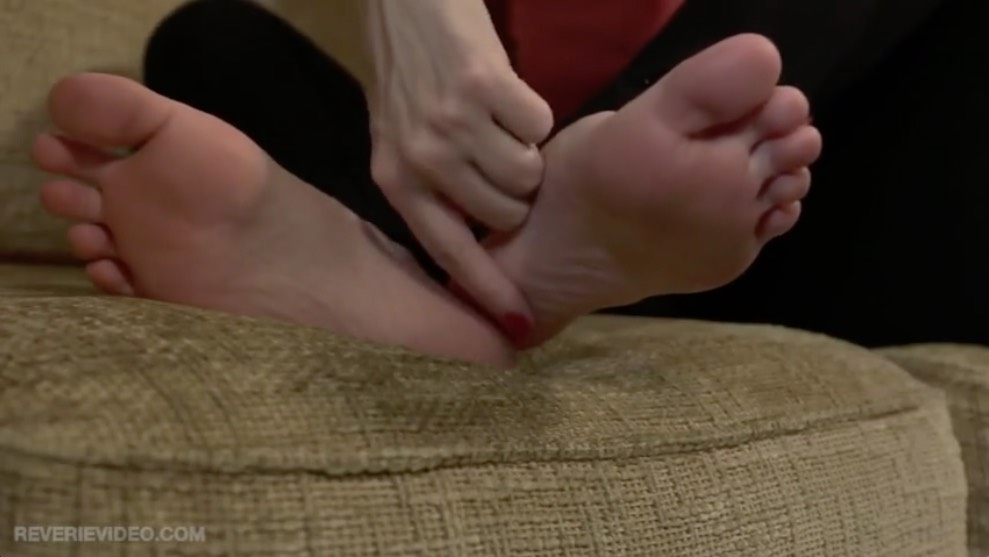 ASMR Feet Verbal