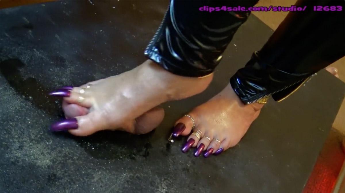 Step Daughter Foot Worship
