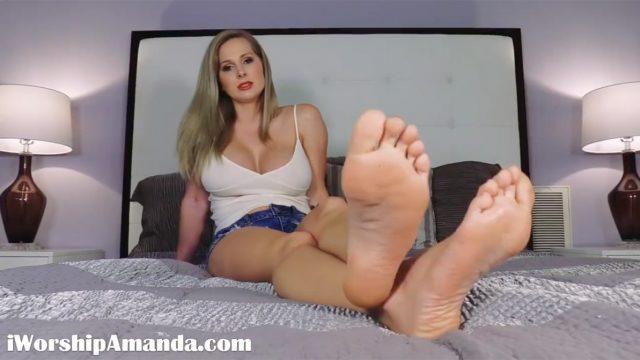 Goddess Amanda Tease