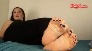 Chubby Domina Feet