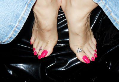 my long toenails
