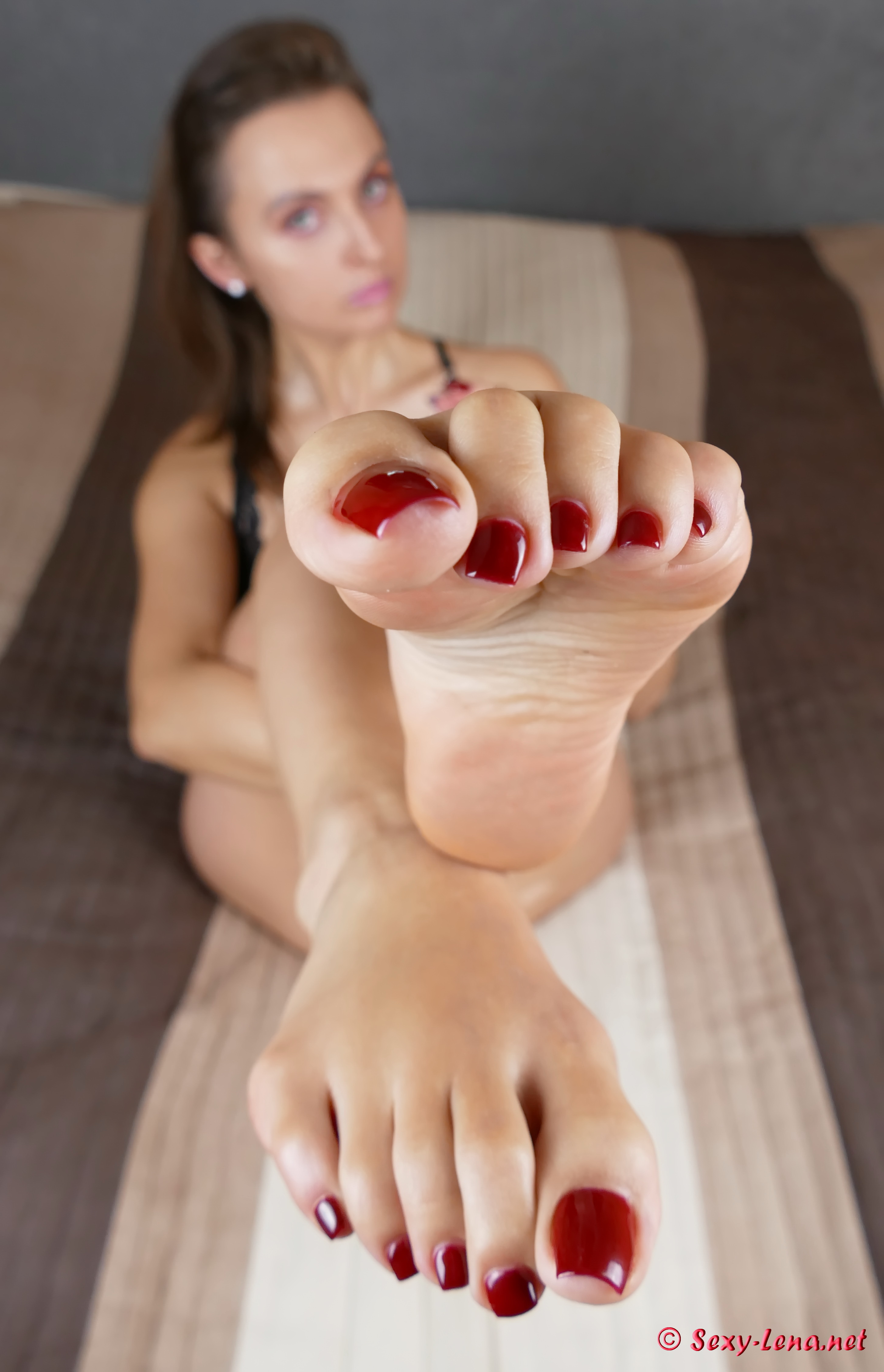 Sexy Lena Vip - Foot Adoration, An Online Foot Fetish -6034