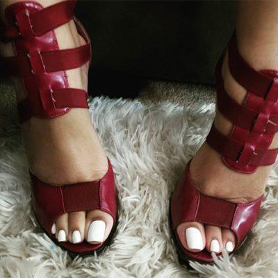 dc foot queen