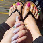 nikki presents feet