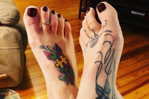 Cithicour's MILF Feet