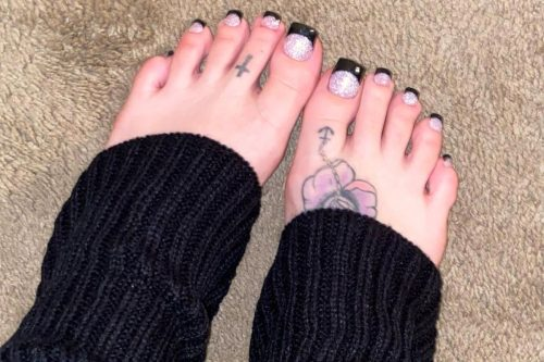 Tatted Toes