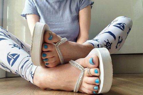 Vegan Foot Queen