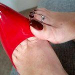 Big Toe Queen's Feet