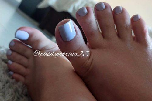 Feet of Gabriela