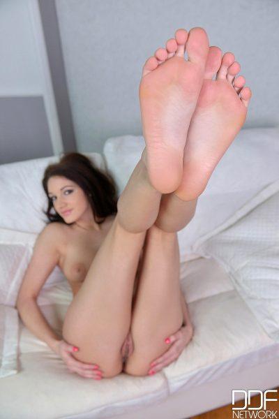 Pretty Croatian Feet