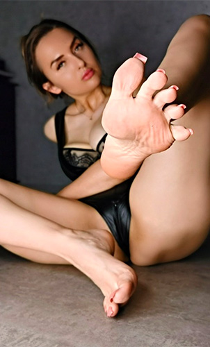 Sexy Lena's Feet